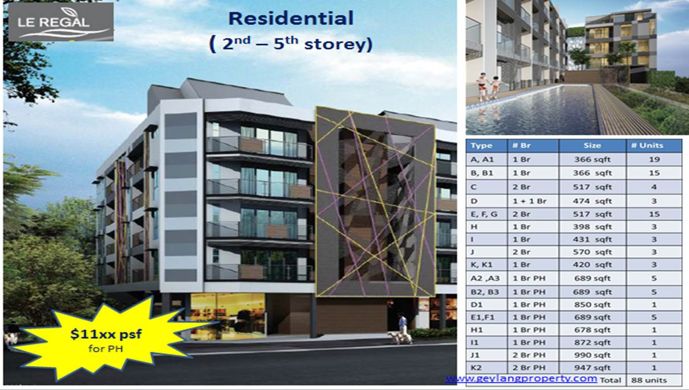 Le Regal Residential
